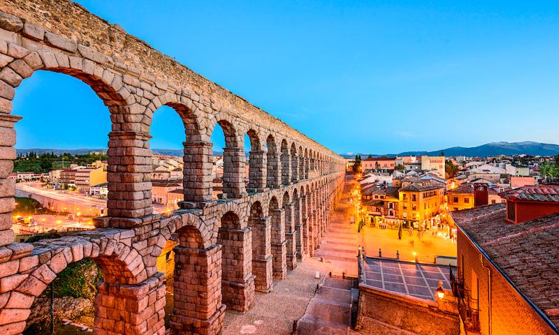 акведук сеговия
