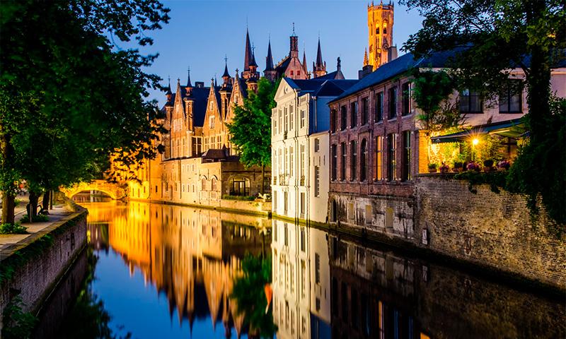 20 лучших достопримечательностей Бельгии