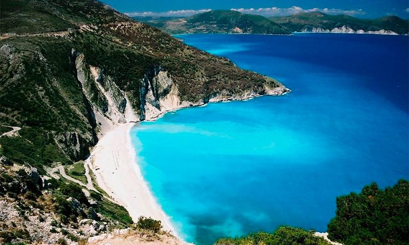 Кикладский остров