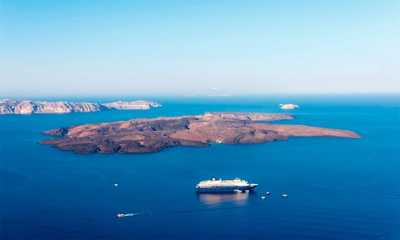 остров Теразия