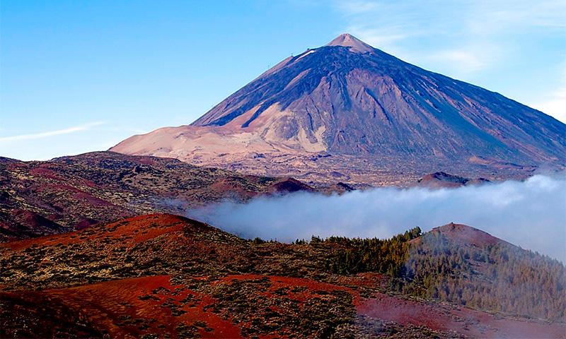 вулкан эль-тейде