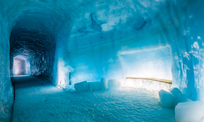 Ледник Ланжокюлл