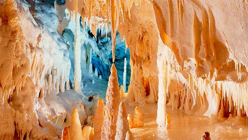 Пещеры Фразасси