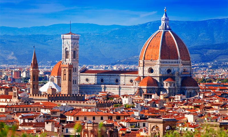 Санта-Мария-дель-Фьоре во Флоренции