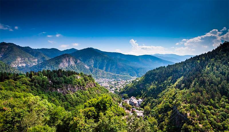 Тушетский национальный парк