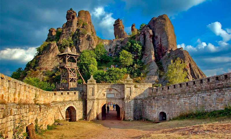 Царевецкая крепость