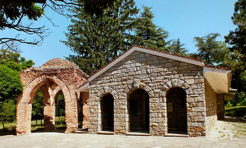 Казанлыкская гробница