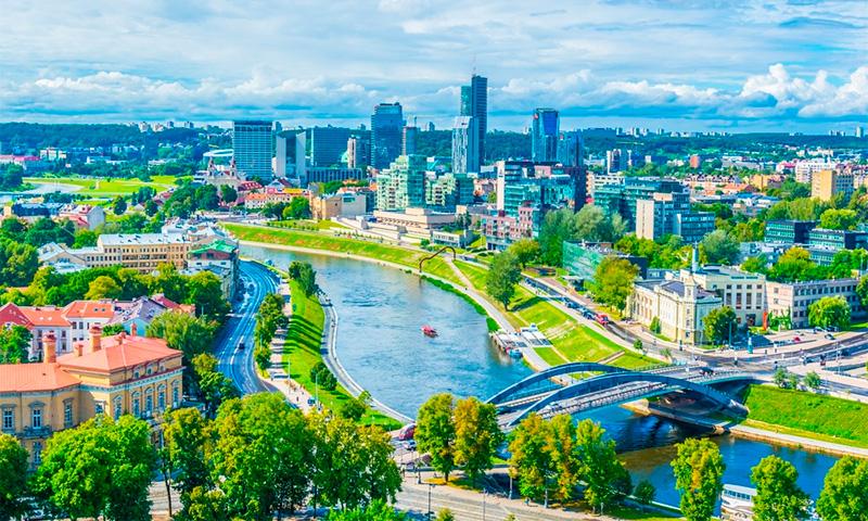 24 лучших достопримечательностей Литвы