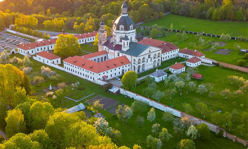 монастырь пажайслисский