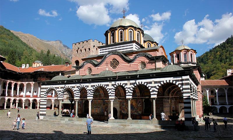 Рильский монастырь