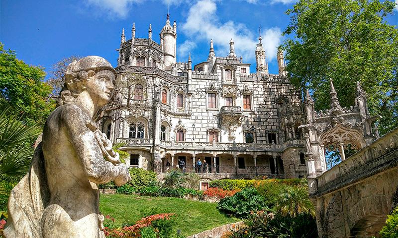 дворец Кинта да Регайлера