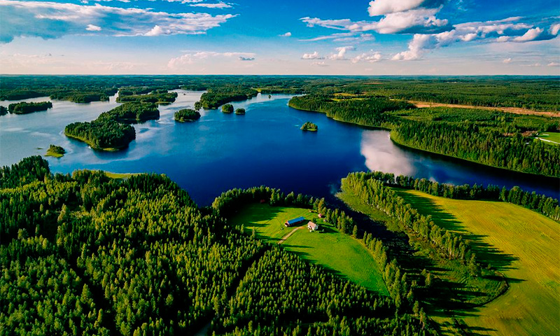 19 лучших достопримечательностей Финляндии
