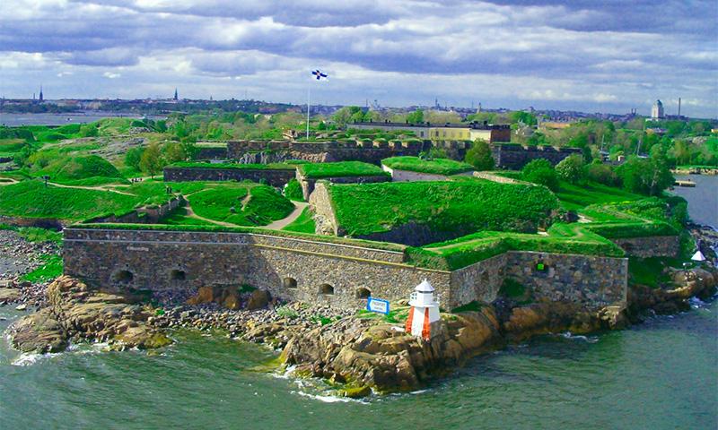 Финская крепость