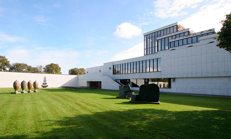 музей современного искусства в Ольборге