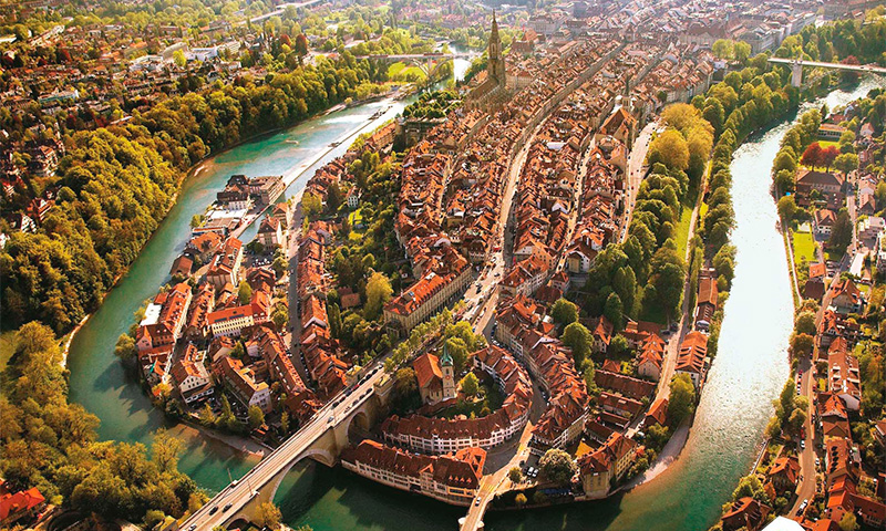 27 лучших достопримечательностей Швейцарии