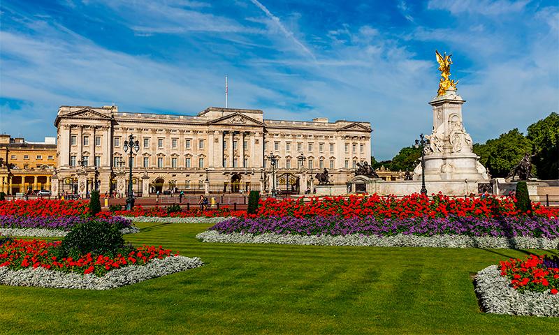 Букингемкий дворец