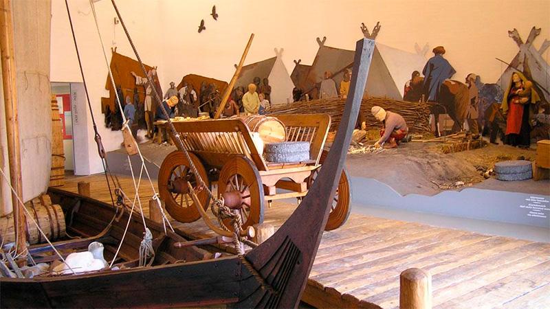 музей викингов