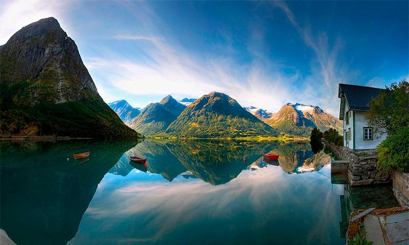 24 лучших достопримечательностей Норвегии