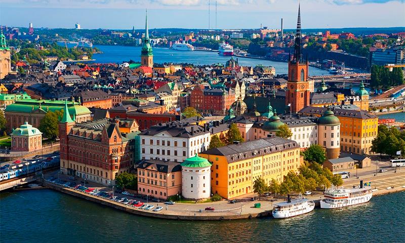 город Осло