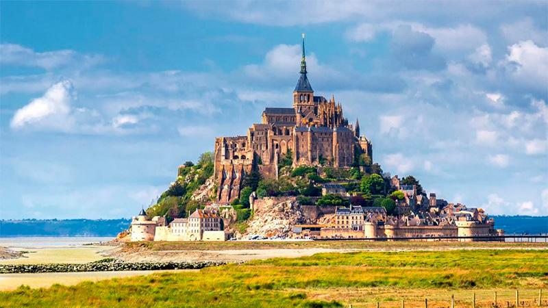 Сен-Мишель, Нормандия