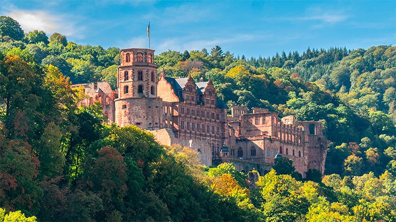 Гейдельбергский замок