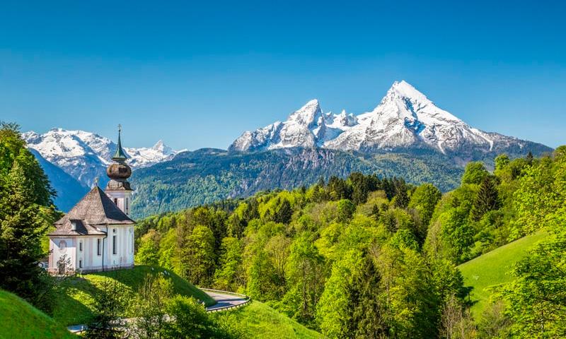 26 лучших достопримечательностей Германии