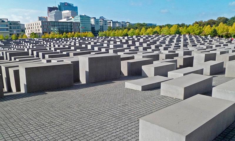 мемориал жертвам Холокоста