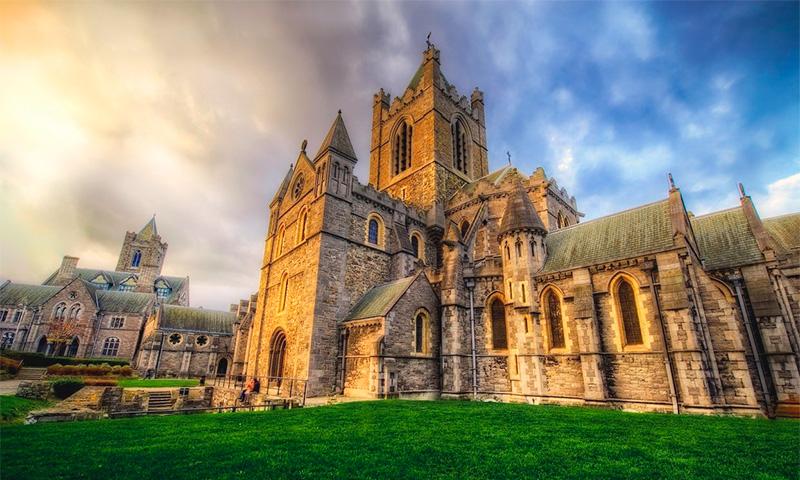 собор Христа в Дублине