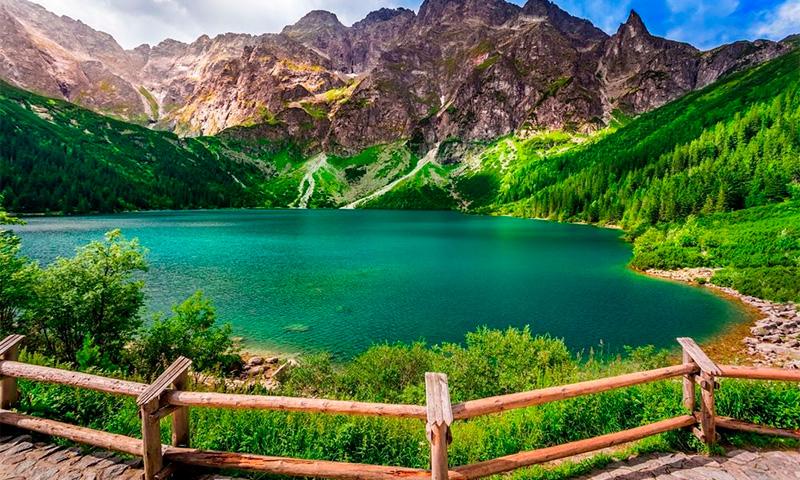 Татранский национальный парк