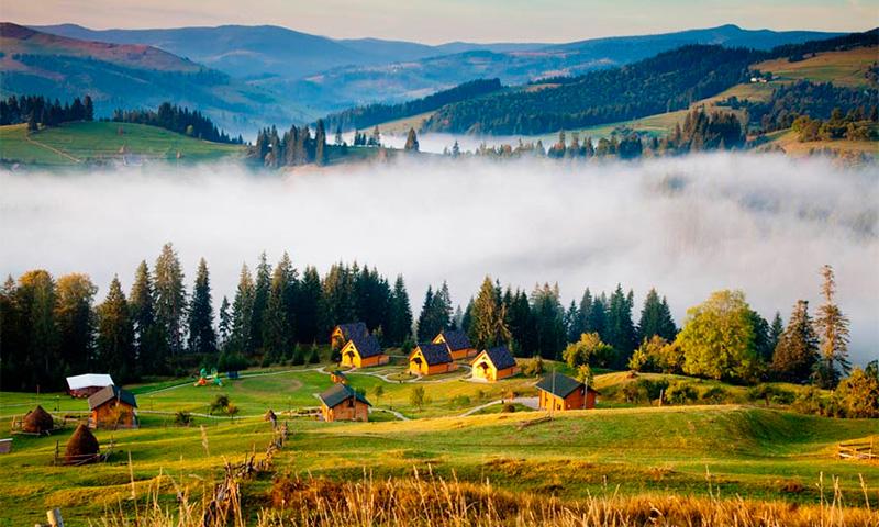 30 лучших достопримечательностей Украины