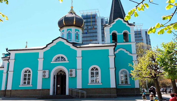 церковь святого онуфрия