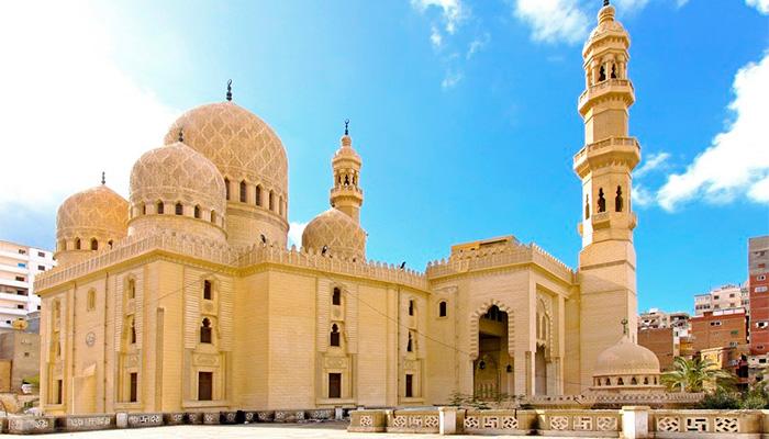 мечеть абу-эль-аббаса
