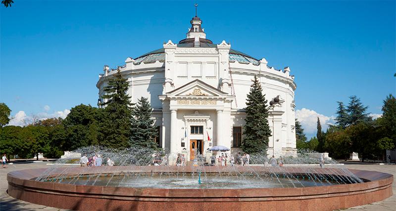"музей панорама ""Оборона Севастополя"""