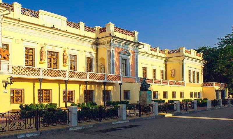национальная картинная галерея И.К. Айвозовского