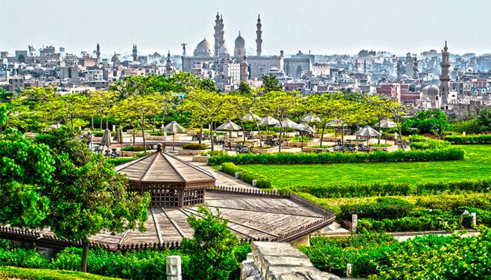 парк Аль-ажар