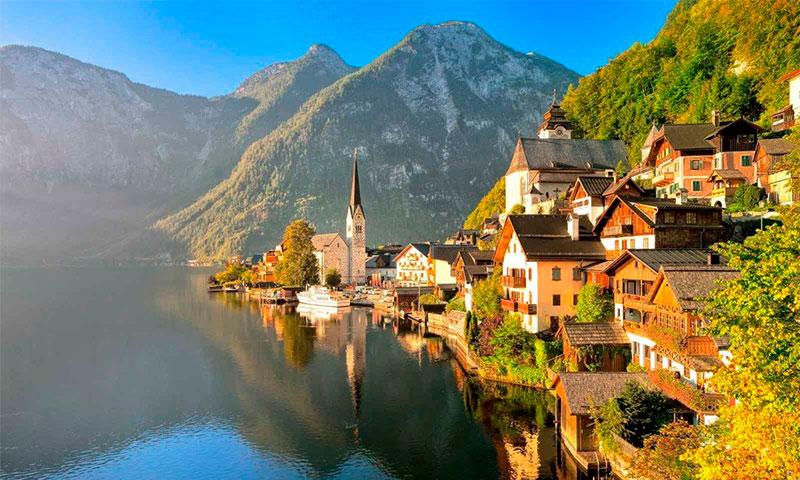 18 лучших достопримечательностей Австрии