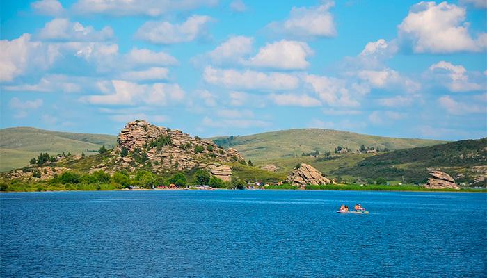 колыванское озеро