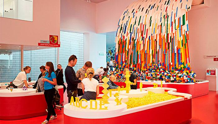 музей Лего в Биллунде