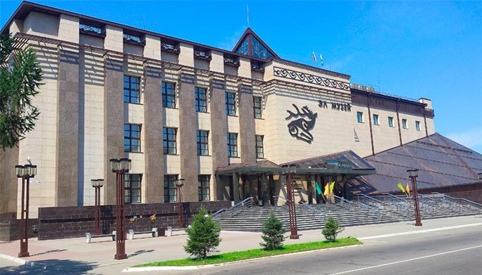национальный музей имени Анохина
