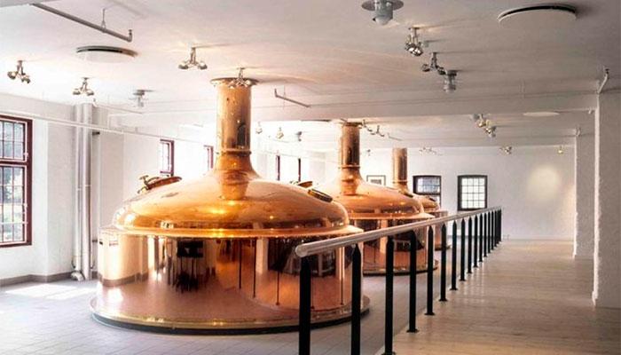 Пивоварня Карлсберг