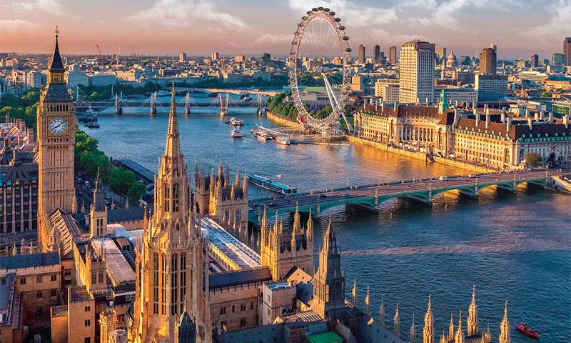 22 лучшие достопримечательности Лондона