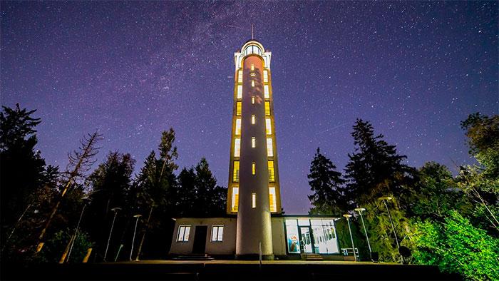 смотровая башня Суур-мунамяги