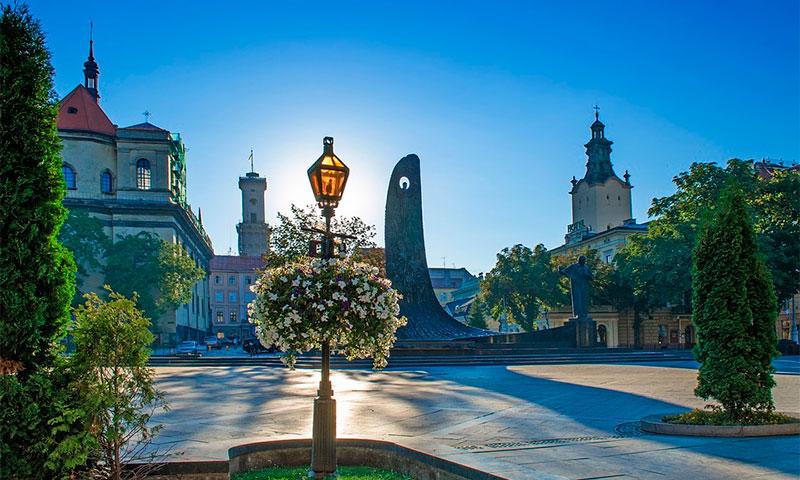25 лучших достопримечательностей Львова