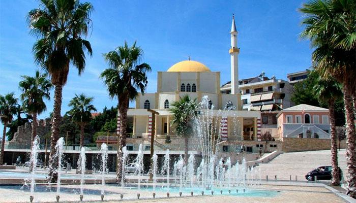 мечеть в честь мехмеда завоевателя