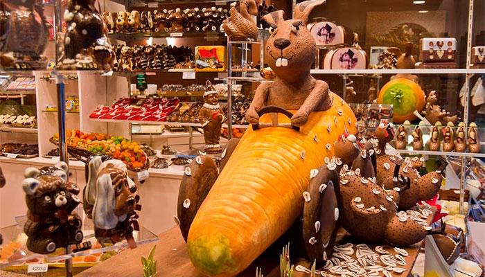 музей шоколада