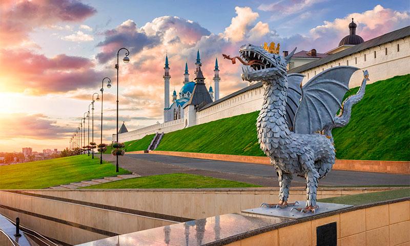 27 лучших достопримечательностей Казани