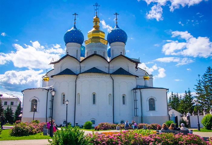 Благовещенский собор Кремля Казанского