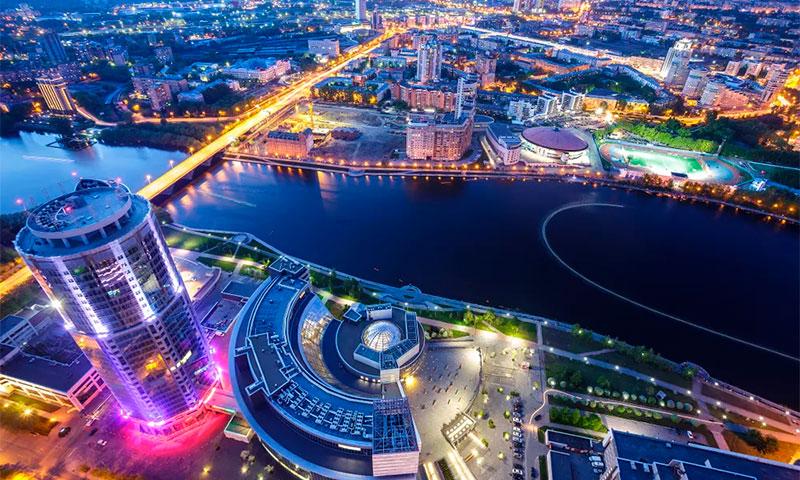 24 лучшие достопримечательности Екатеринбурга