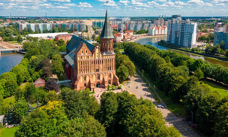 28 лучших достопримечательностей Калининграда