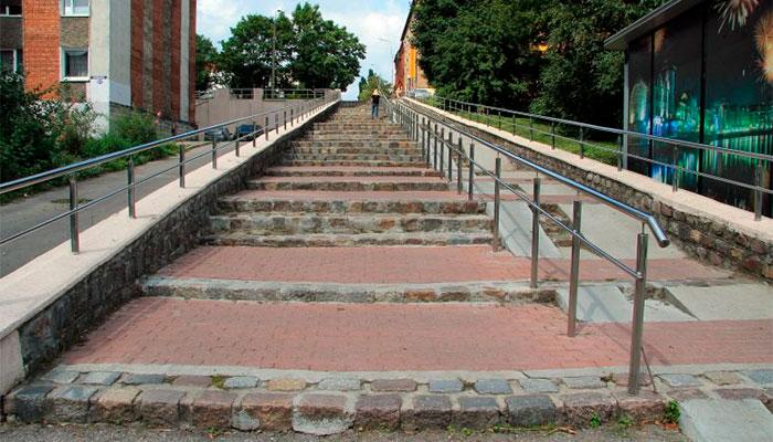 Лестница Бауэрнхоф